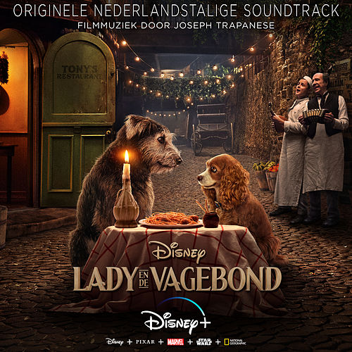 Lady en de Vagebond (Originele Nederlandstalige Soundtrack) de Various Artists