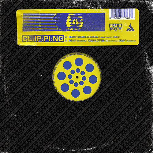 Aquacode Databreaks (feat. Shabazz Palaces) by Clipping.