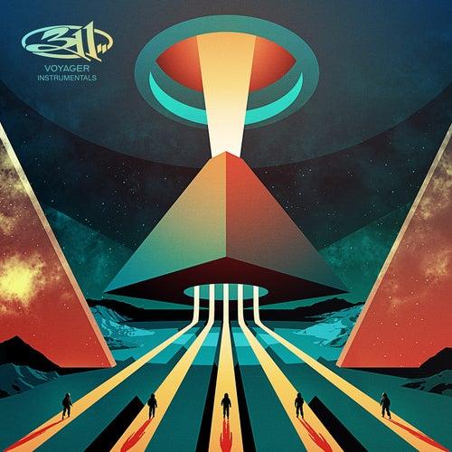 Voyager (Instrumentals) de 311