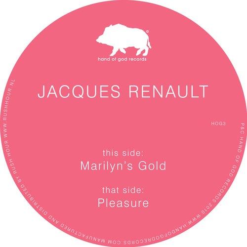 Marilyn's Gold de Jacques Renault