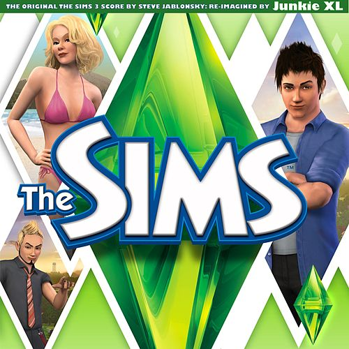 The Sims 3 Re-Imagined - Junkie XL by EA Games Soundtrack