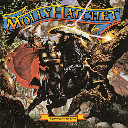 Lightning Strikes Twice de Molly Hatchet