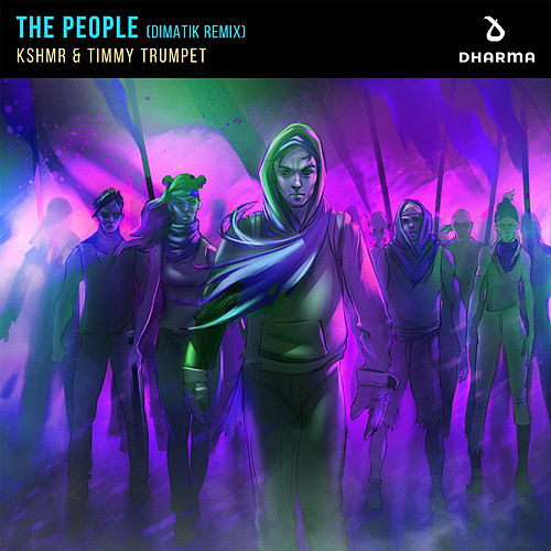 The People (Dimatik Remix) de KSHMR