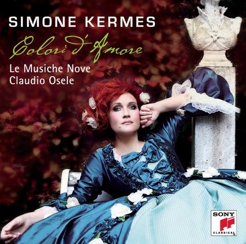 Colori d'Amore de Simone Kermes