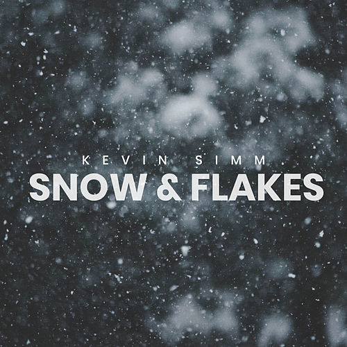 Snow and Flakes von Kevin Simm