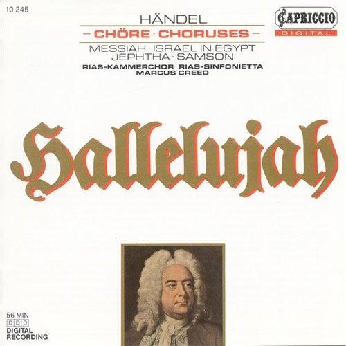 Handel, G.F.: Oratorio Highlights von Marcus Creed