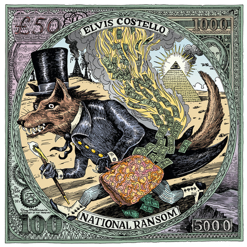 National Ransom by Elvis Costello