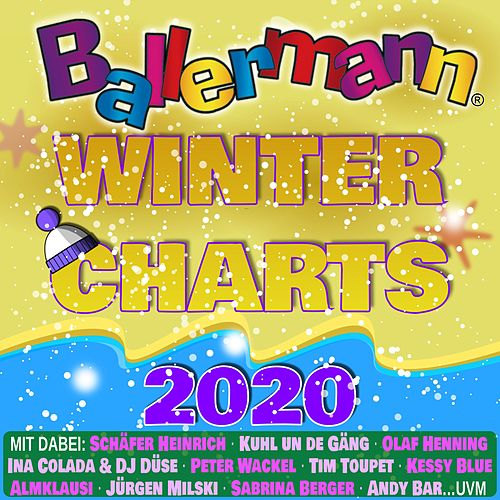 Ballermann Winter Charts 2020 von Various Artists