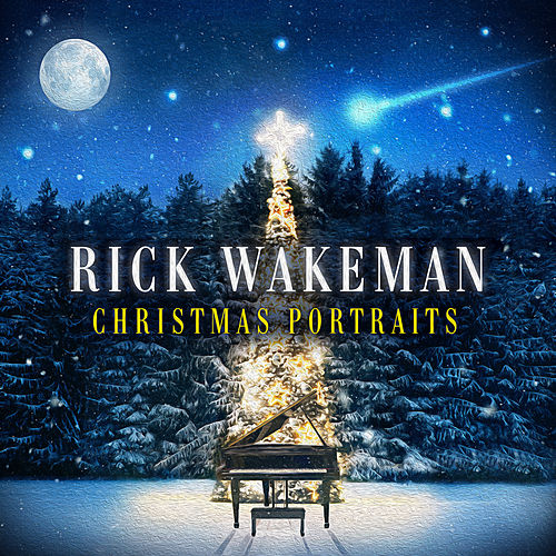 Christmas Portraits de Rick Wakeman