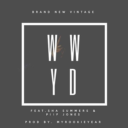 What Would You Do de BrandNewVintage
