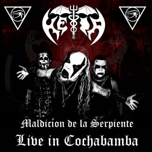 Maldición de La Serpiente Live In Cochabamba by Heia