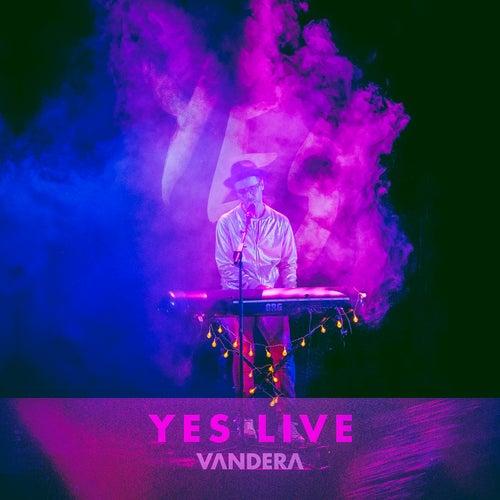 Yes Live de Vandera