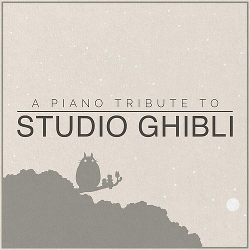 A Piano Tribute to Studio Ghibli van The Blue Notes