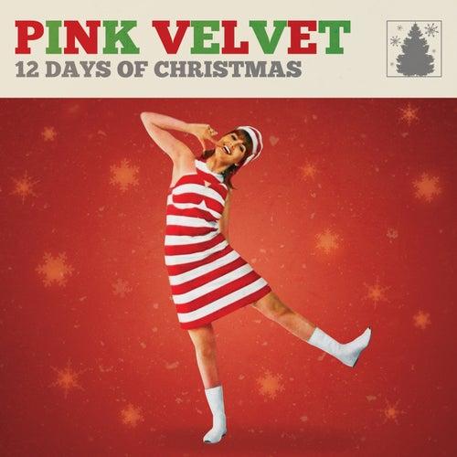 12 Days of Christmas de Pink Velvet