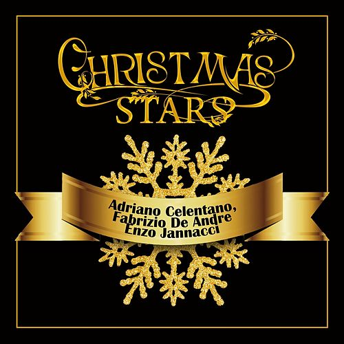 Christmas stars: adriano celentano, fabrizio de andre, enzo jannacci von Adriano Celentano