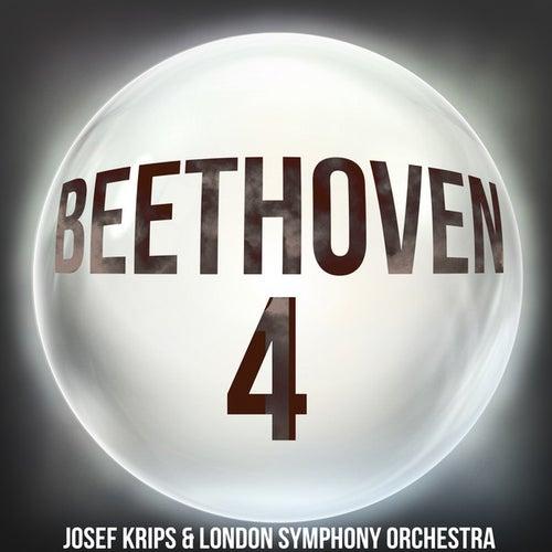 Beethoven 4 von Josef Krips