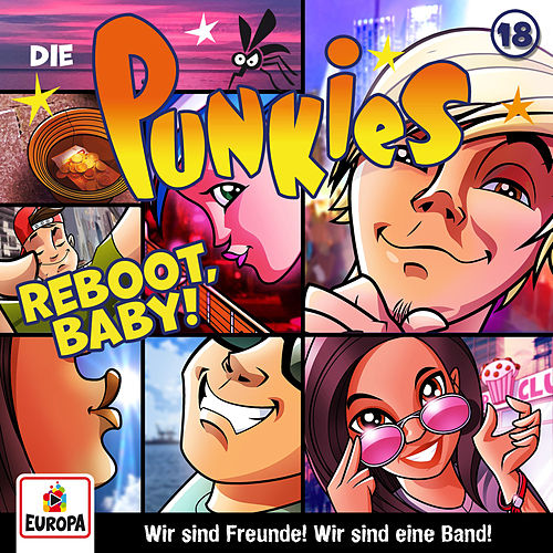 018/Reboot, Baby! by Die Punkies