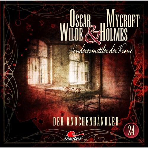 Sonderermittler der Krone, Folge 24: Der Knochenhändler von Oscar Wilde