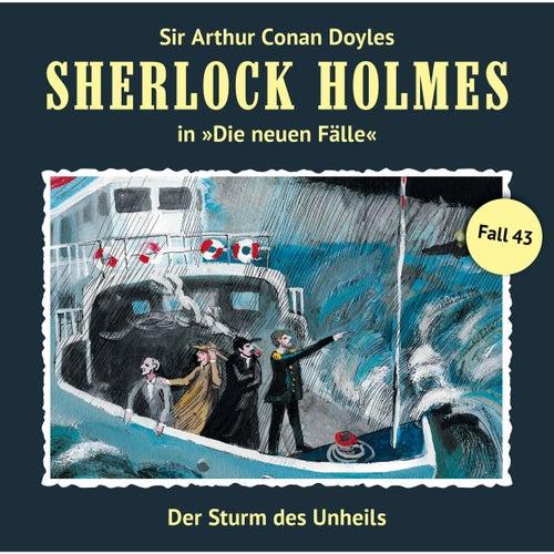Die neuen Fälle, Fall 43: Der Sturm des Unheils von Sherlock Holmes