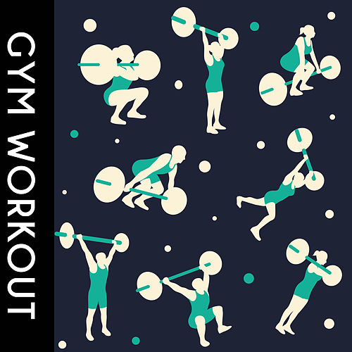 Playlist: Gym Workout van Various Artists