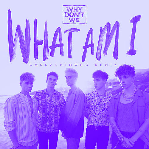 What Am I (Casualkimono Remix) by Why Don't We
