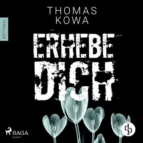 Erhebe dich (Kommissar Erik Lindberg-Reihe 3) von Thomas Kowa