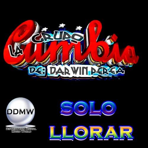 Solo Llorar by Grupo La Cumbia