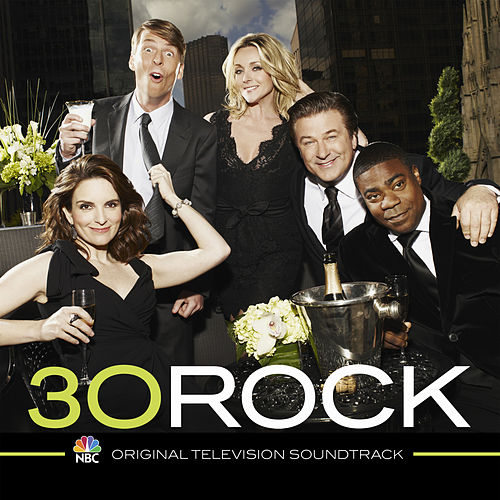 30 Rock Original TV Soundtrack by Various Artists