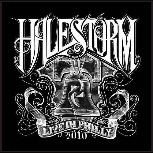Live in Philly, 2010 de Halestorm