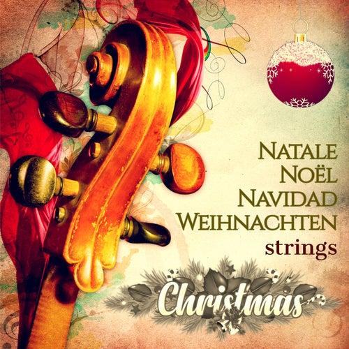 Christmas Natale Noël Navidad Weihnachten Strings di Various Artists