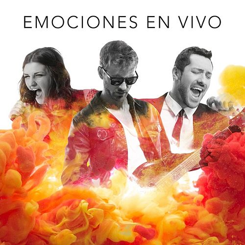 Emociones en vivo (Live) de Various Artists