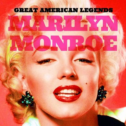 Great American Legends de Marilyn Monroe