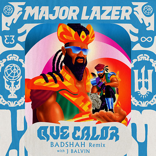 Que Calor (with J Balvin) (Badshah Remix) by Major Lazer