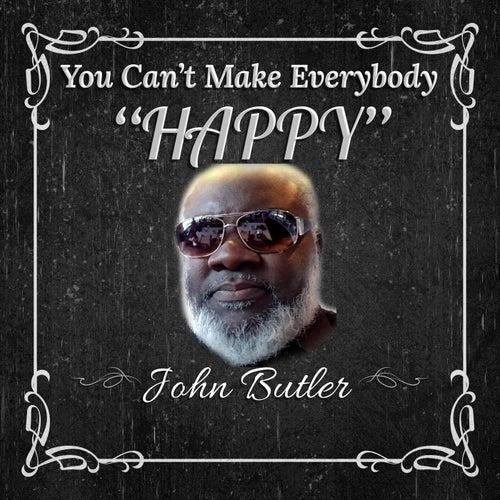 You Can't Make Everybody Happy de John Butler Trio