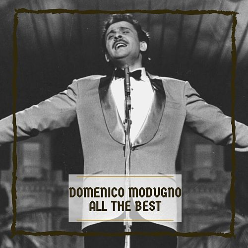 All the Best di Domenico Modugno