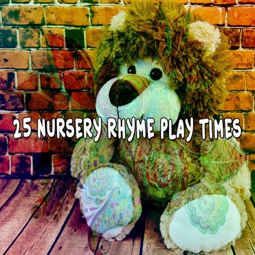 25 Nursery Rhyme Play Times de Canciones Para Niños