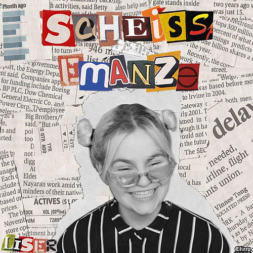 Scheiss Emanze by Liser