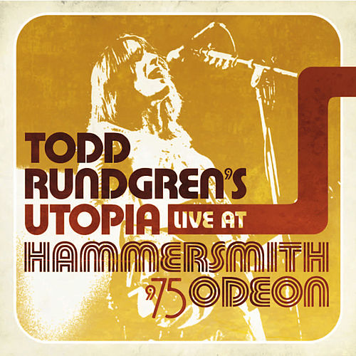 Live at Hammersmith Odeon '75 by Todd Rundgren