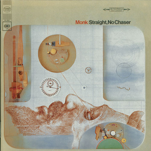 Straight, No Chaser de Thelonious Monk