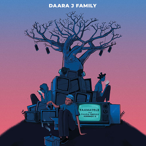 Tchékoulé de Daara J Family