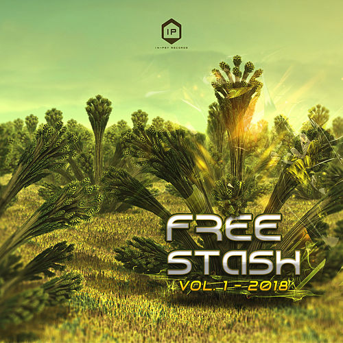 Free Stash (Vol. 1 - 2018) by Various Artists
