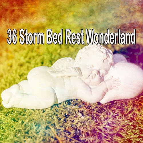 36 Storm Bed Rest Wonderland by Relaxing Rain Sounds