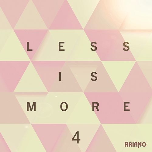 Less Is More, Instrumentals Volume 4 unmixed unmastered by Ariano