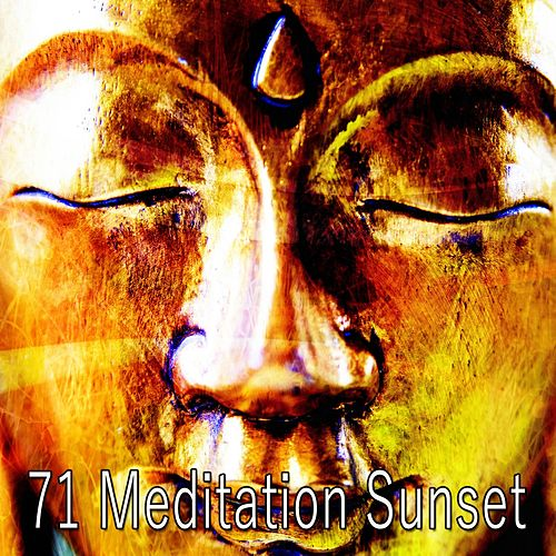 71 Meditation Sunset by Yoga Tribe