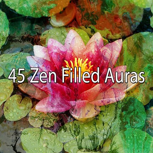 45 Zen Filled Auras di Lullabies for Deep Meditation