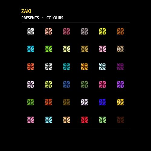 Colours de Zaki
