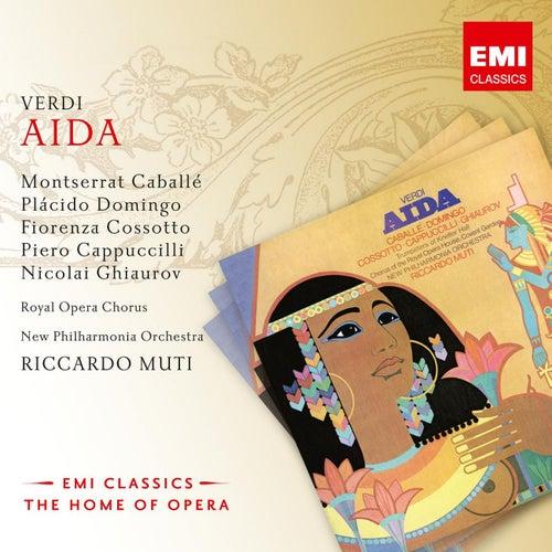 Verdi: Aida by Various Artists