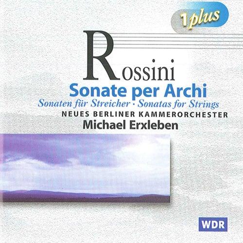 Rossini: Sonatas for Strings Nos. 1-6 - Serenata in E flat major by Michael Erxleben