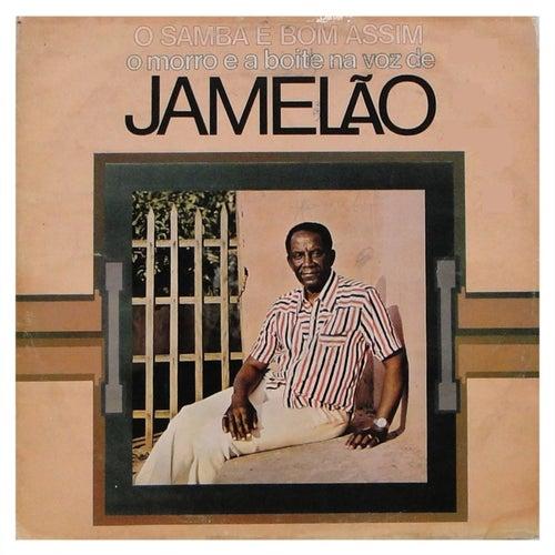 O Samba É Bom Assim o Morro e a Boite na Voz de Jamelão by Jamelão