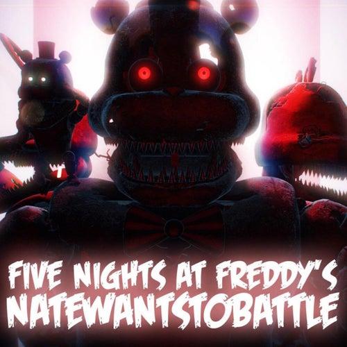 Five Nights at Freddy's by NateWantsToBattle